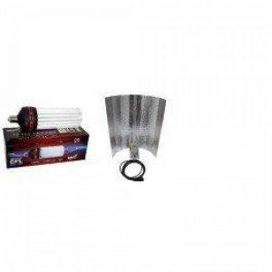 Lampe eco 250w Floraison avec réflecteur adapté et cablé de la marque Growshops image 0 produit