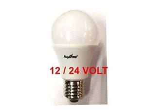 Lampe goutte LED 12V–24V E2710W Blanc Chaud 3000K, 890lumens Angle 270° de la marque ALCAPOWER image 0 produit
