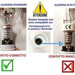 LAMPE HALOGENE E14 80W = 100W HAUTE EFFICACITÉ de la marque MARINO CRISTAL image 1 produit