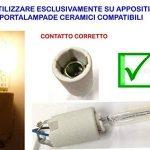 LAMPE HALOGENE E14 80W = 100W HAUTE EFFICACITÉ de la marque MARINO CRISTAL image 2 produit