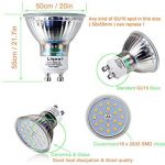 lampe led 220v gu10 TOP 3 image 4 produit