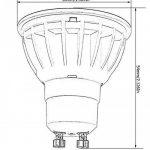 lampe led dimmable gu10 TOP 12 image 3 produit