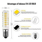 lampe led e14 blanc chaud TOP 1 image 2 produit