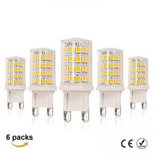 lampe led g9 dimmable TOP 10 image 0 produit