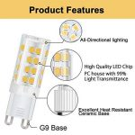 lampe led g9 dimmable TOP 2 image 3 produit