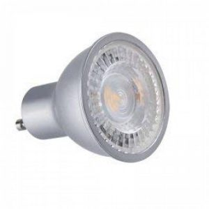 Lampe LED GU10 7W Dimmable angle large 120° COB Kanlux Blanc Chaud (2700K) de la marque Kanlux image 0 produit