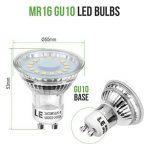 lampe led gu10 TOP 2 image 2 produit