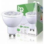 Lampe à LED MR16 GU10 5,5W 350lm 2700K de la marque HQ image 1 produit
