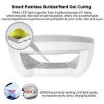 Lampe Led Ongles 48W,SUNUV SUN7 Sèche Ongles Lampe Gel UV pour ongle,Double Puissance de la marque SUNUV image 2 produit