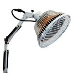 Lampe TDP à chaleur infrarouge - Traitement infrarouge contre la douleur - soulager vos douleurs musculaires et articulaires - Tête flexible et ajustable de la marque Chongqing image 2 produit