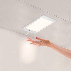 Lampes de Panneau Eclairage a LED pour Sous Meuble de Cuisine avec Interrupteur de Capteur de Main Eclairage Blanc Neutre 4000K Lot de 3 Lampes de Enuotek de la marque ENUOTEK image 0 produit