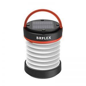 Lanterne, lanterne solaire de Brilex, lanterne solaire imperméable de Tableau de LED pour le cheminement de patio de jardin, supportant la charge solaire et la charge d'USB, utilisation comme banque de puissance et lampe-torche de LED Multi fonctionnelle. image 0 produit