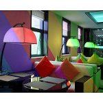 LE Lighting Ever Ampoule LED RGB+W Réglable E27 6W avec 16 couleurs changeables, Ampoule Multicolore, Contrôlée via Télécommande Incluse, pour Café, Restaurant, Etc. Lot de 2 de la marque Lighting EVER image 4 produit