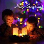 LED Bulbe, LIFU Brûlant Ampoule LED Lighting Flicker Flame Bulbs E27 1500K 4W Creative Lights avec scintillement Emulation Atmosphere Lampes décoratives pour Maison, Jardin,Party, Bar, Mariage,Noël de la marque LIFU image 2 produit