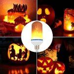 LED E27 Ampoule Flamme Ampoule LED Lumières Créatives Atmosphere Lampes Décoratives Pour Bar,Jardin,Festival,Party,Noël,Mariage Intérieure Festival Déco (1PCS) de la marque SUBOSI image 1 produit