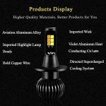 LED Feux Brouillard H7 Ampoule Blanc 6000K Glace Bleue 8000K Double Couleur 12V 35W 3800LM SMD Chips Pour Moto Voiture Kit DRL Lampes Frontale LED - 1 an de garantie. de la marque Diesel Auto image 1 produit