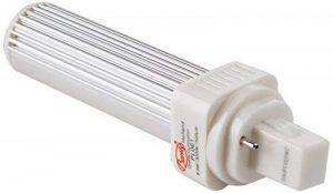 LED G24D PL C pin2Ampoule PL G24LED 3000K/4000K G24d 2Pin universel remplace G24d-2Osram Dulux remplace G24d-2Osram Dulux remplace Philips Master PL-C 2Pin G24d, G24d-2, 6.00 wattsW, 230.00 voltsV de la marque bortly image 0 produit