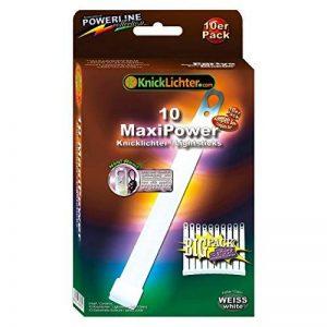 LED-Highlights Lot de 10maxi Power Blanc froid (150x 15mm) avec sécurité Cordons 10 de la marque KnickLichter image 0 produit