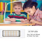 LED Lampe de Bureau Tactile pour Enfants - Portable et Rechargeable - Autonomie de 8 Heures - Protection des Yeux - 3 Types de Lumière : Blanche, Chaude et Naturelle de la marque BAYORK image 1 produit