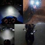 LED Moto Externe phares 15W 2250LM 6000K Moto Pleins Feux Anti-Brouillard d'entraînement Spot Lights Regard de la marque Regard Natral image 3 produit