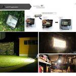LED R7S 30 W Dimmable Ampoule À Double Extrémité J Type J118 LED Projecteur avec 250 W Halogène Ampoule Remplacement de la marque Ascen Lighting image 4 produit
