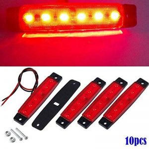 led rouge TOP 10 image 0 produit