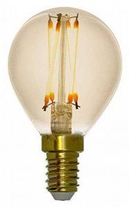 Led Zen LZG1032A Ampoule décorative LED à filament Verre 3,5 W E14 Ambré de la marque Led Zen image 0 produit