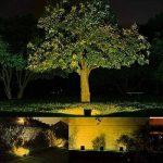 LEDMO 100W projecteur extérieur led, Blanc chaud 2700K, IP65 imperméable projecteur led, 10000 lumen led projecteur Lumière ,pour jardin, cour, couloir, eclairage de sécurité de la marque LEDMO image 3 produit