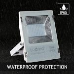 LEDMO 50W Projecteur led exterieur,étanche IP65 pour spot led extérieur, lumière du jour blanc, 6000K, 5000lm, 250W Equivalent halogène,Lumières de sécurité,Lumière d'inondation de la marque LEDMO image 2 produit