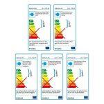 ledscom.de LED Feuchtraumleuchte Wane, 90cm, 25W, 1800lm, Blanche, IP65 de la marque ledscom.de image 4 produit