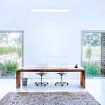 LEDUNI ® Panneau LED 30 x 60 24 W 120lm/W Cadre Blanc Lampe de plafond meilleur prix (lumière neutre) de la marque LEDUNI image 2 produit
