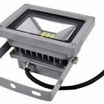 Leetop Lot de 4 Projecteurs SMD d'extérieur à LED Blanc Froid 20W de la marque Leetop image 2 produit