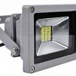 Leetop Lot de 4 Projecteurs SMD d'extérieur à LED Blanc Froid 20W de la marque Leetop image 3 produit