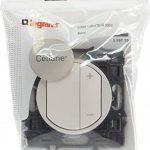 Legrand 99735 Celiane Interrupteur Variateur à Composer 300W, Blanc de la marque Legrand image 1 produit