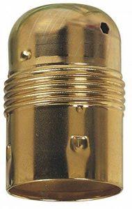 Legrand LEG91130 Douille acier laiton pour Ampoule à vis E27 de la marque Legrand image 0 produit