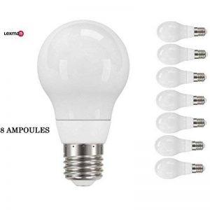LEXMAN - Ampoule standard LED 5.5W (équiv 40W) E27 3000K de la marque Lexman image 0 produit