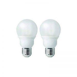 Lexman - Lot de 2 Ampoules économique -E27 - 9W Consommés - Équivalent 60W - Lumière Jaune de la marque Lexman image 0 produit