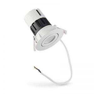 LIFX 4'' Downlight Kit (International) Ampoule smart LED connectable Wi-Fi, ajustable, multicolore, ajustable, pas de hub requis, fonctionne avec Alexa, Apple HomeKit et Google Assistant de la marque LIFX image 0 produit