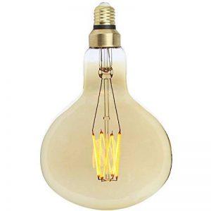 LightingDesigner Edison a mené l'ampoule grande taille 6W Dimmable 220 / 240V E27 verre ambre (R160) de la marque LightingDesigner image 0 produit