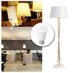 Litake Ampoules LED,A19 E26/27 3000K Lumière Blanc Chaud 11W (Equivalent 100W) Ampoule économie d'énergie non dimmable, 6 pièces [Classe énergétique A +]... de la marque Litake image 3 produit