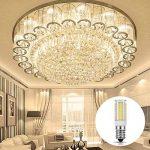LOHAS 5W E14 Blanc Chaud 3000K, Ampoule LED, 40W Ampoule Halogène Équivalent, 220-240V AC 400lm, 360° Larges Faisceaux, Culot E14 Lot de 2 de la marque Lohas-Led image 4 produit