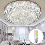 LOHAS 5W E14 Blanc froid 6000K, Ampoule LED, 40W Ampoule Halogène Équivalent, 220-240V AC 400lm, 360° Larges Faisceaux, Culot E14 Lot de 2 de la marque Lohas-Led image 4 produit