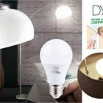 Lot 10ampoules–Goutte LED 10W–E27–980lm–Lumière naturelle 4000K ° de la marque DYA image 1 produit