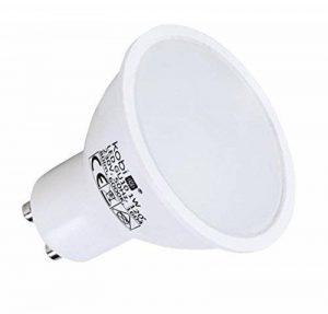 Lot de 10Réflecteur LED Set de lampe 1W GU10Blanc Froid LED Spot Lampe 10Pack Kobi de la marque LED Leuchtmittel image 0 produit