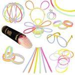 Lot de 100 bracelets fluorescents lumineux Glow - Couleurs assorties de la marque HotLite image 2 produit