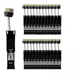 Lot de 25 Douilles GU10 céramique avec connecteur AUTOMATIQUE - norme CE de la marque Vision-EL image 0 produit