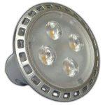 Lot de 3 ampoules à lED 5,5 w spot gU10 à intensité variable blanc chaud 3000 k ampoules ampoule à incandescence réflecteur spot se substitue aux ampoules halogènes variateur pour lampe de la marque PB-Versand image 3 produit