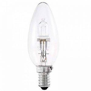 Lot de 3Osram Superstar Classic Eco 46W (= 60W) Dimmable Bougie SES E14halogène ampoules à économie d'énergie Petit culot à vis, Cap, 64543B, variateur d'intensité Lampes, 700Lumen, 240V de la marque Osram image 0 produit