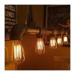 Lot de 3x Ampoules vintage bulb Edison E27 ST64 de la marque Desineo image 2 produit