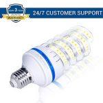 Lot de 4 Ampoules LED E27 20 W équivalent à des Ampoules à Incandescence de 150 Watts, 1700 Lm, Non Réglables Culot à vis Edison Ampoules, Angle de Faisceau de 360°, AC 85~265V (LLED-20W-Blanc Chaud 3200K) de la marque Bro.Light image 3 produit